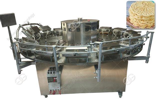 cookie baking machine