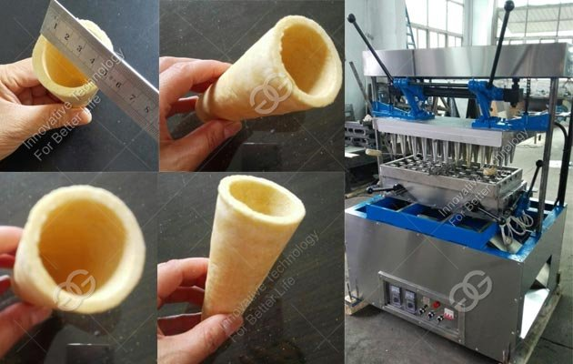 commercial pizza cone maker machine pizza cone forming machine of snack machine from china. Black Bedroom Furniture Sets. Home Design Ideas